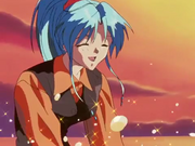 Botan in the final episode