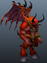 5th Kal&#39;Gerion demon
