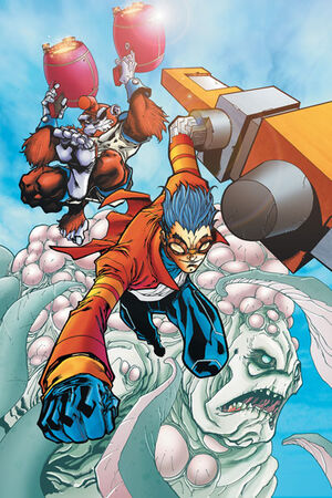 Cover for Cartoon Network Action Pack #67