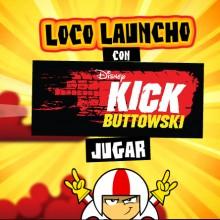 Kick Buttowski Loco Launcho 220x220