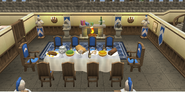 2011 Christmas Lumbridge dining room