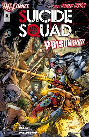 Cover for Suicide Squad #5