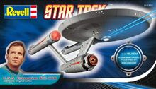 Revell Model Kit 04880 USS Enterprise NCC-1701 2011