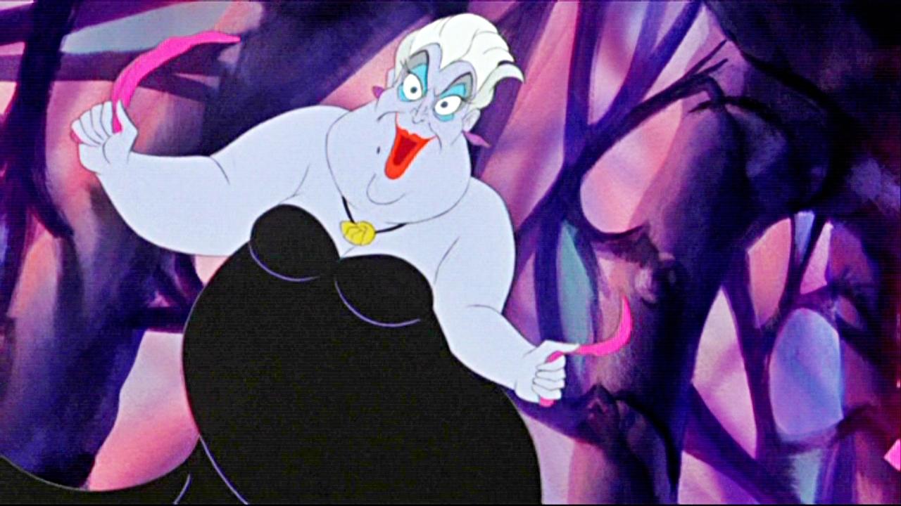 How to Dress as Ursula - Cautionary Women