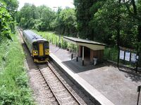 McKinley Halt Railway Station