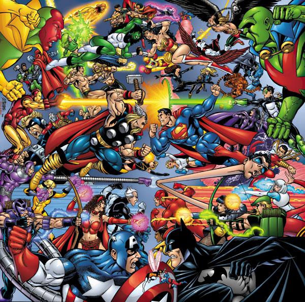 Marvel vs dc marvel wiki