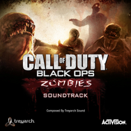 CoD BO Zombies Soundtrack Front