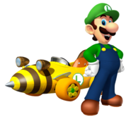 MKPC Luigi Bumble V