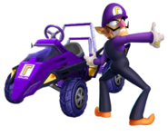 MKPC Waluigi