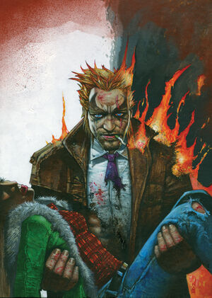 Cover for Hellblazer #289