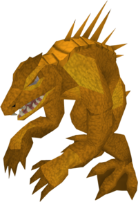 Dagannoth mother orange