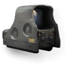 Holographic Sight menu icon MW2