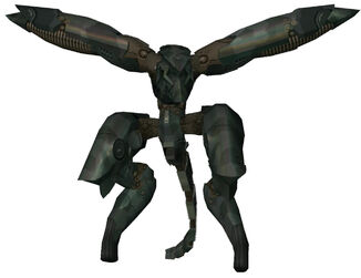 Metal Gear RAY
