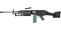 M249 menu icon CoD4