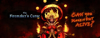 Firemaker&#39;s curse banner
