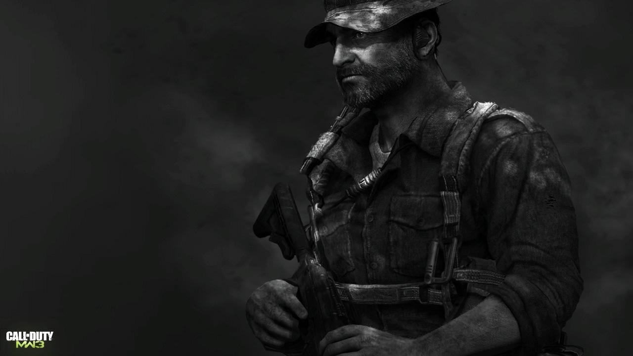 John Price - The Call of Duty Wiki - Black Ops II  Modern Warfare 3    Call Of Duty Mw3 Price