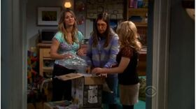 BBT = Penny and the girls
