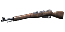 Mosin-Nagant menu icon WaW