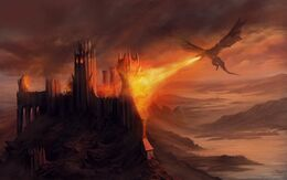 Fall of harrenhal by reneaigner