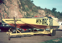 HY-MAC SPEED BOAT TEAM 1970