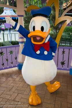 Donald HKDL