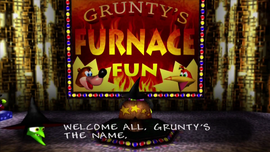 Grunty&#39;s Furnace Fun