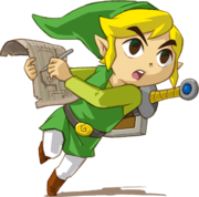 Link (Phamtom Hourglass)