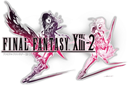 FinalFantasy XIII-2 Logo