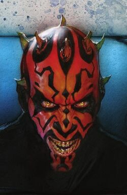 Wrath Maul