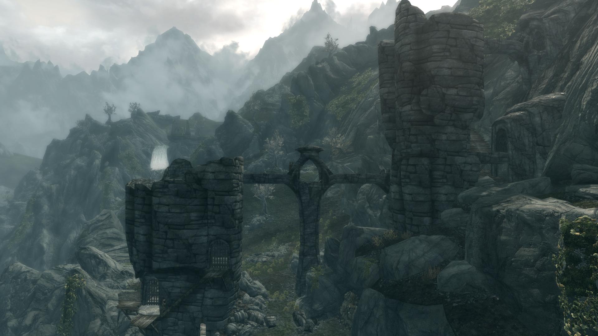 Blind Cliff Cave The Elder Scrolls Wiki