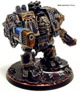 Black Legion Dreadnought