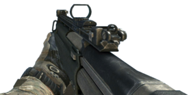 KSG 12 Red Dot Sight MW3