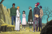 Ichigo regroups at Uraharas