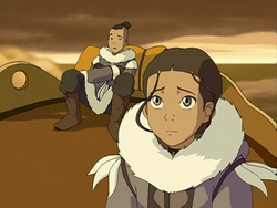 Katara and Sokka