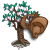 Giant Whittled Tree-icon