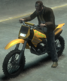 Sanchez GTA IV