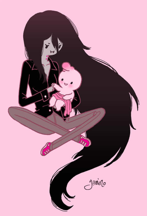 Marcelineandgummy