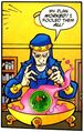 Felix Faust DC Super Friends 001