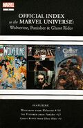 Wolverine, Punisher & Ghost Rider Official Index to the Marvel Universe Vol 1 5