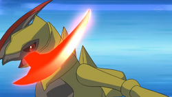 Drayden Haxorus Rock Smash