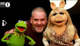 Chris Moyles Muppets