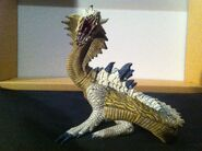 Lagiacrus Sub Figurine (Broken Parts)