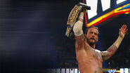 Cm punk Royal Rumble 2012