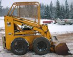 White 4-30L skid-steer - 1974