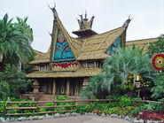 Tiki room