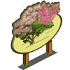 Pink Smoke Tree Mastery Sign-icon