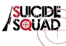 Suicide Squad vol4 logo