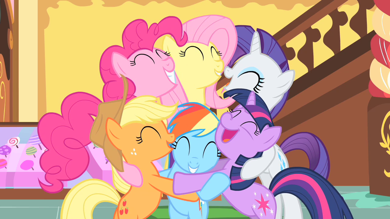 Little Pony: La magia de la amistad - My Little Pony: La Magia de la