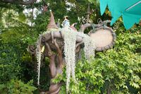 Pixie Hollow at Disneyland
