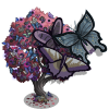 Big Dark Butterfly Tree-icon